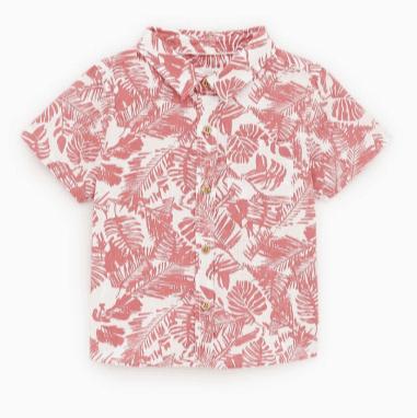 ZARAベビーシャツ