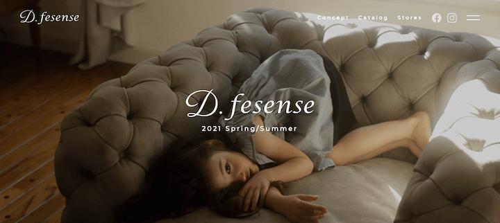 D.fesense