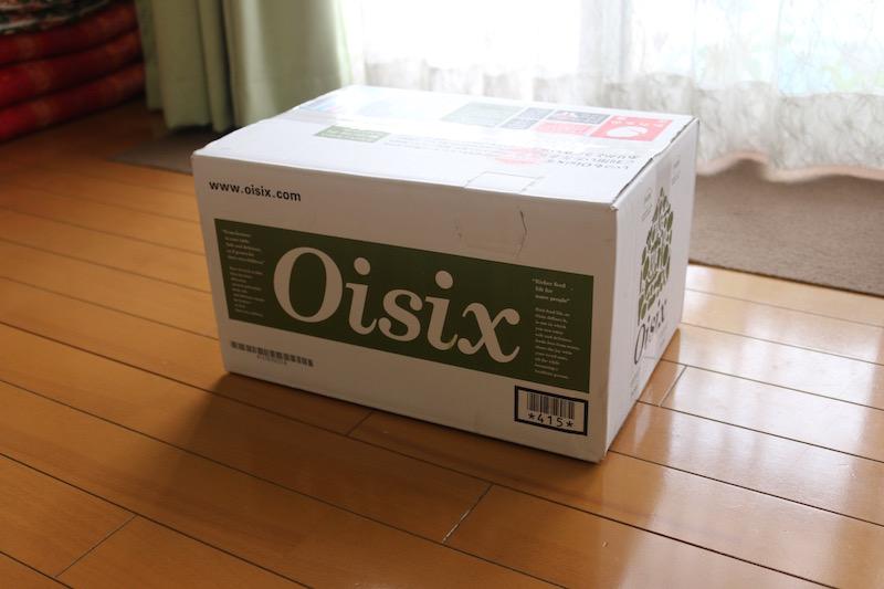 キットオイシックス外箱