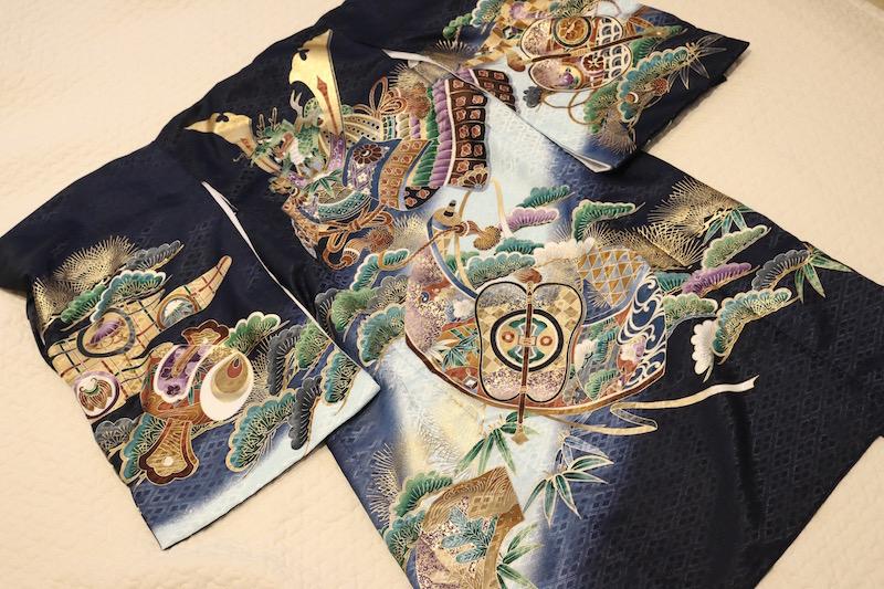 スタジオアリスのお宮参りレンタル衣装