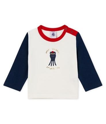 プチバトー・長袖Tシャツ