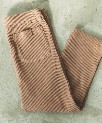 ペアマノンの綿100%パンツ